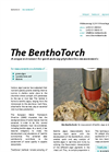 BenthoTorch - Phytobenthos Fluorescence Measurement Instrument Brochure