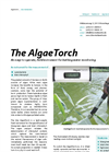 AlgaeTorch - Chlorophyll and Cyanobacteria Measurement Instrument Brochure