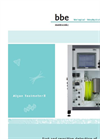Algae Toximeter - Model II - Online Biomonitoring Analyser - Brochure