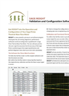 Sage Insight - Validation and Configuration Software - Brochure