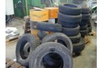 Shredding solutions for tires industry - Waste and Recycling
