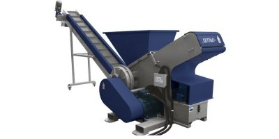 SatrindTech - Model 1K28 - Single Shaft Shredder