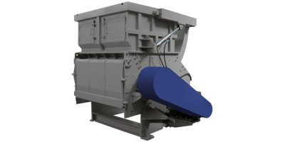 SatrindTech - Model 1K46 - Single Shaft Shredder