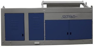 SatrindTech - Model 1K65 - Single Shaft Shredder