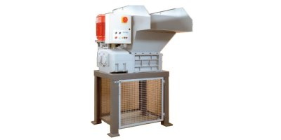 SatrindTech - Model F 515 - F 615 - F1015 - F1315 Power 15 HP - 2 Shaft Shredder