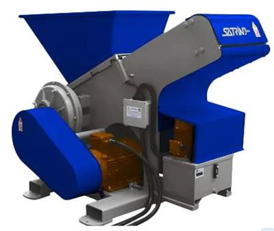 SatrindTech - Model 1K 28 - Single Shaft Shredder