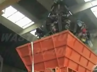 Waste Crusher T30/400 Video