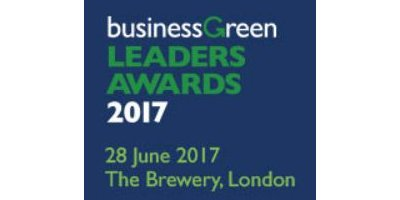 BusinessGreen Leaders Awards 2017