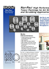 Nor-Pac Air Stripping Tower Packing Brochure