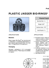Bio-Rings Plastic Media for Trickling Filters Brochure