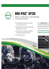 Bio-Pac - Model SF30 - Media for Trickling Filters, Submerged Beds and Anaerobic Reactors - Brochure