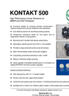 KONTAKT 500 High Performance Carrier Elements for MBBR and IFAS Processes Brochure