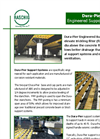 Dura-Pier Engineered Support Systems - Brochure
