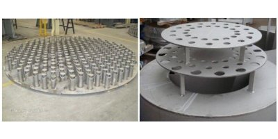 Hydroprocessing Reactor Internals for Oil Refinery and Gas Industry Separation Towers