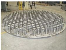Raschig - Column Internals - Packing Support Plates, Liquid Distributors