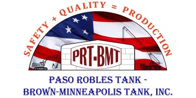 Paso Robles Tank – Brown-Minneapolis Tank, Inc. (PRT-BMT)