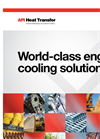 API Heat Transfer - Engine Cooling Systems - Brochure