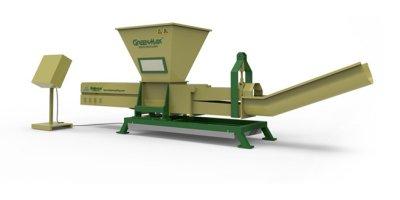 Poseidon - Model C350 - Packagings Dewatering Compactor