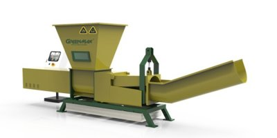 Poseidon - Model C900 - Packaging Dewatering Compactor