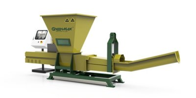 Poseidon - Model C200 - Packaging Dewatering Compactor
