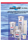 Hurricane - Filter Housings Brochure