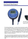 MaxiTemp - Small Electronic Thermometer- Brochure
