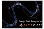 SITEOPS - Swept Path Analysis Module