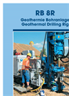 Drilling Rig RB 8 R Brochure