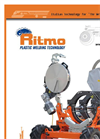 ALFA 400 Manual Fitting Fabrication Machines Brochure