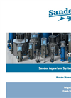 Sander Protein Skimmers Catalogue
