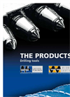 Concrete / Grout Swivel and Shock Absorber Brochure