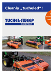 Tuchel - Model KOMPAKT - Road Sweeper - Brochure