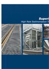 SuperSettler - Lamella Plate Clarifier – Brochure