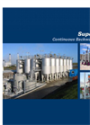 SuperSand - Continuous Backwash Sand Filter – Brochure