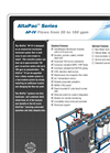 AltaPac - Ultrafiltration Package System – AP IV Brochure