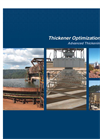 Conventional Gravity Thickener – Brochure