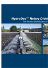 HydroDoc Rotary Distributors - Brochure