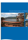 Industrial Sedimentation and Filtration Brochure