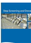 Step Screening and Dewatering Brochure
