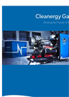 Cleanergy Gasbox™ - Biogas Generator - Brochure