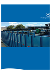 WesTech - Model R5™ DAF - Pre-Engineered Dissolved Air Flotation Units - Brochure