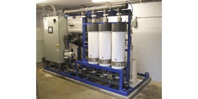 WesTech AltaPac™ - Ultrafiltration Membrane Package System