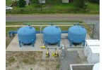 WesTech - Model GAC - Granular Activated Carbon Pressure Filters