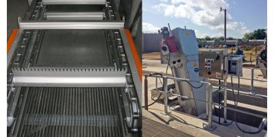 WesTech CleanFlo™ - Multi-Rake Bar Screen