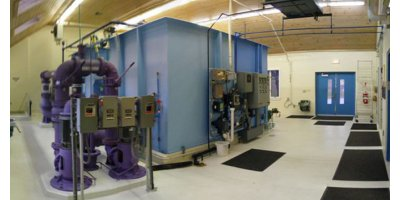 WesTech Tri-Mite - Package Water Treatment Plant