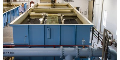 WesTech Trident - Model HS - Package Water Treatment Plant