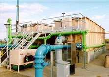 WesTech Trident - Model HSR - Package Water Treatment Plant