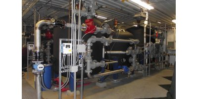 WesTech Multi-Tech™ - Pressurized Package Water Treatment System