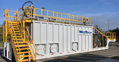 Mobile and Temporary Water and Wastewater Treatment