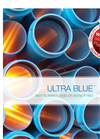Ultra Blue - Model PVCO C909 & F1483 - Molecularly Oriented Pipe Brochure